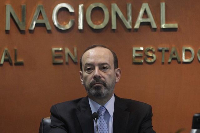 Insatisfacción en INE por baja participación electoral: Rodríguez