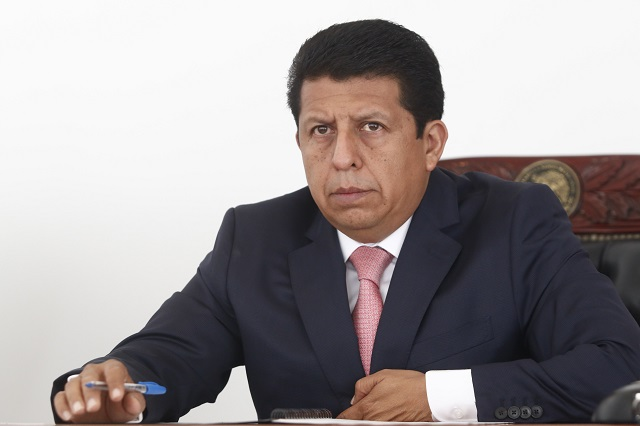 Urge que tribunales electorales tengan autonomía financiera: Jorge Sánchez