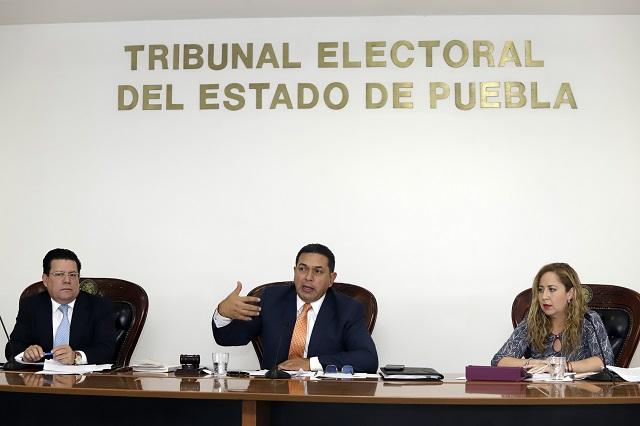 Ratifica el TEEP elección en Santa María Xonacatepec
