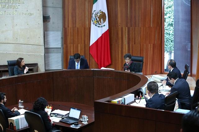 TEPJF juzgará a De la Sierra y Armenta por inicio de campaña