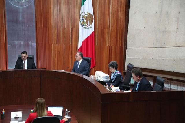 Multa el TEPJF al PRI por discriminar a Miguel Barbosa