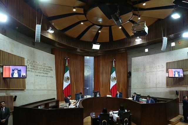 Confirma el TEPJF multa al PAN por spot de Anaya contra El Universal