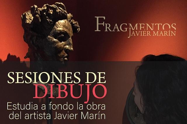 En Museo Tec de Monterrey, sesiones de dibujo de obras de Javier Marín