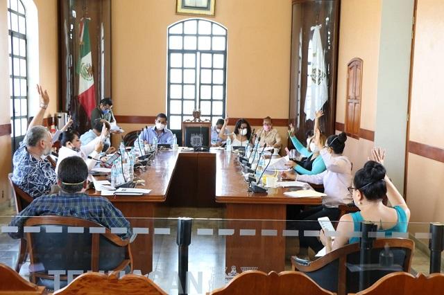 Suspenden sesiones de Cabildo en Tehuacán por Covid-19