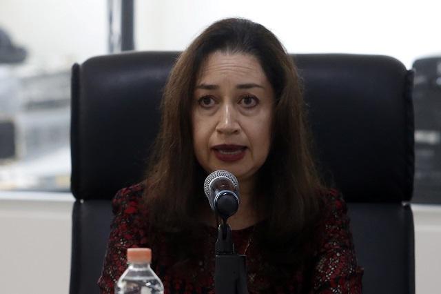 Nombran a Sofía Martínez presidenta provisional del IEE