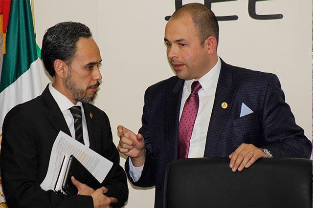 INE no aborda aún petición de remoción de consejeros IEE