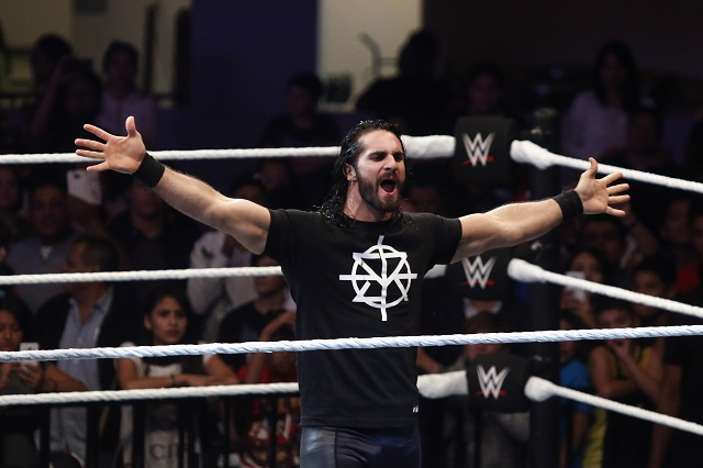 Shawn Michael y Hulk Hogan inspiraron a Seth Rollins