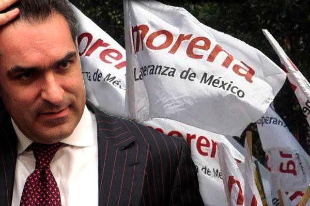 Dirigencia nacional de Morena confirma remoción de Bracamonte