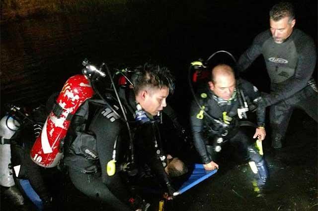 Sexagenario fallece ahogado en El Polvorín, de Atencingo