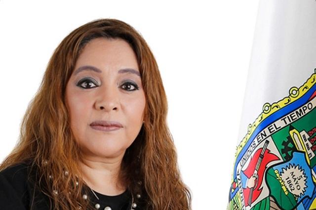 Oficializan arribo de Amanda Gómez Nava a la SFP de Puebla