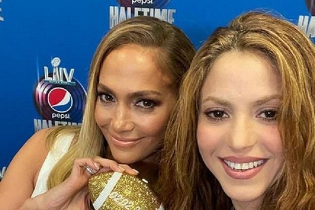 Shakira y JLo emocionadas de representar a latinos en el Super Bowl