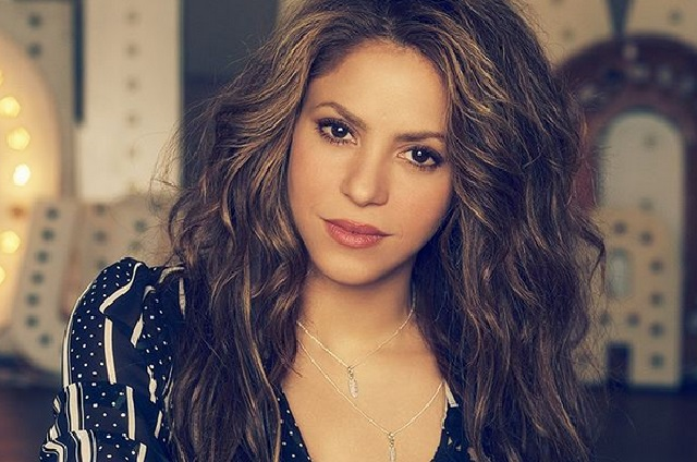 Foto / Instagram Shakira