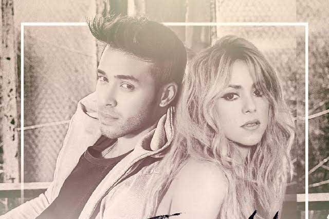 Shakira y Prince Royce estrenan tema a ritmo de bachata