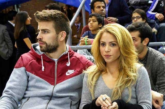 Primogénito de Shakira y Piqué fue hospitalizado en Barcelona