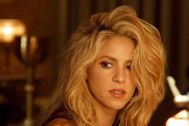 Así festejó Shakira el triunfo del Barcelona sobre el PSG