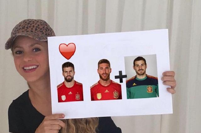 Shakira y Maluma presumen imagen de su sencillo Chantaje