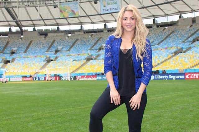 Shakira sortea viaje a Barcelona entre sus fans