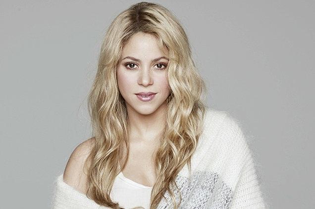 Shakira cambia su imagen para grabar videoclip
