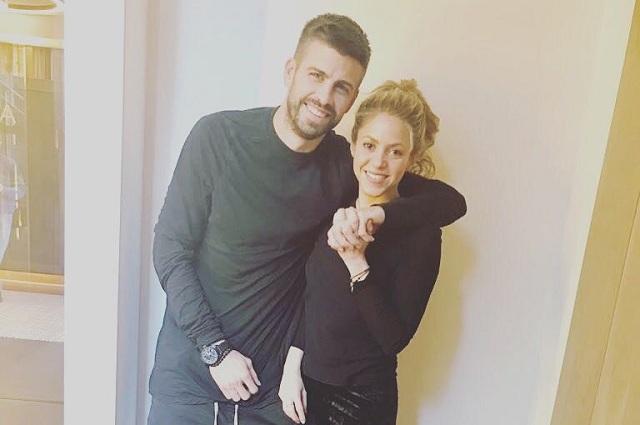 Shakira y Piqué reaparecen muy enamorados tras rumores de infidelidad