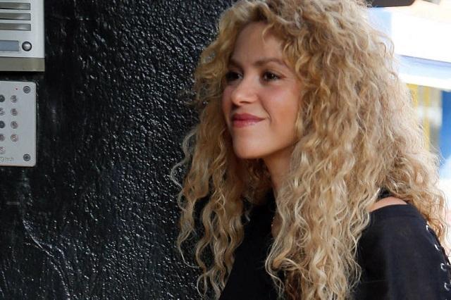 Shakira denuncia a fotógrafo por acoso