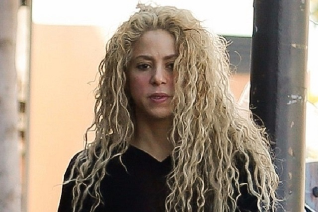 Así luce el rostro de Shakira sin maquillaje