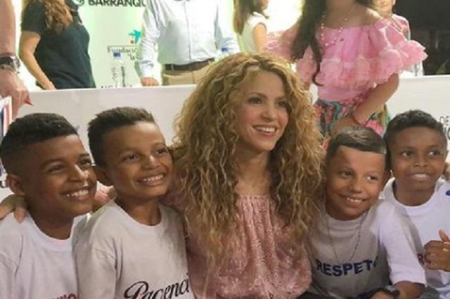 Shakira regala viaje a Barcelona a quienes apoyen su fundación