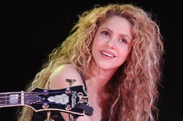 Nuevo fotógrafo personal de Shakira tiene 4 años