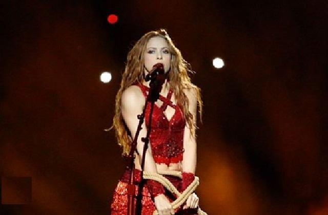 Foto / Instagram / Shakira