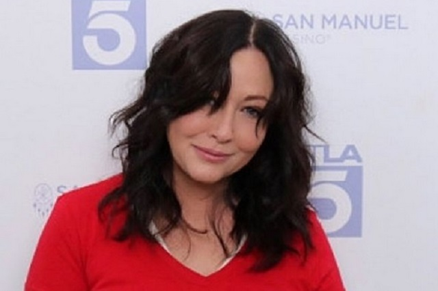 Shannen Doherty reveló que se encuentra en etapa 4 de cáncer de seno