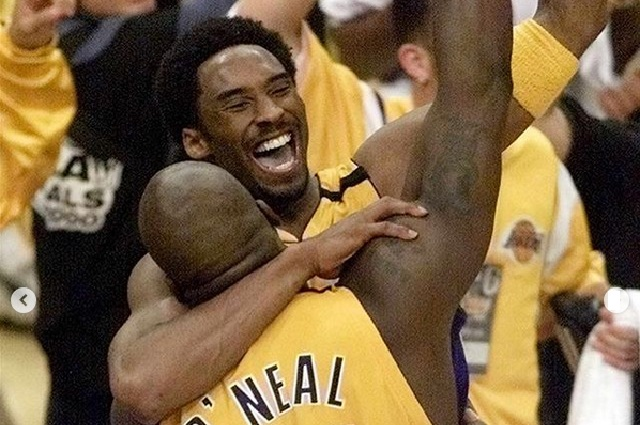 Shaquille O'Neal ayudará a familiares de personas que murieron con Kobe Bryant