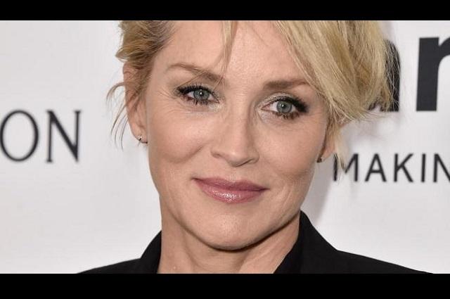 Sharon Stone reveló que el portal de citas Bumble la bloqueó