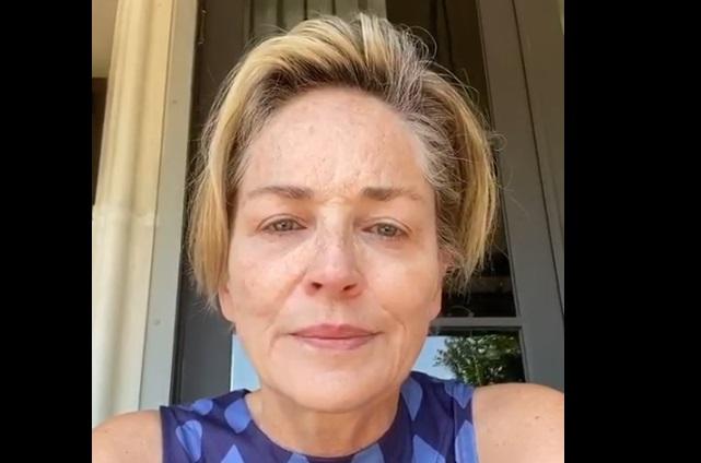 Hermana de Sharon Stone tiene Lupus y da positivo a Covid-19