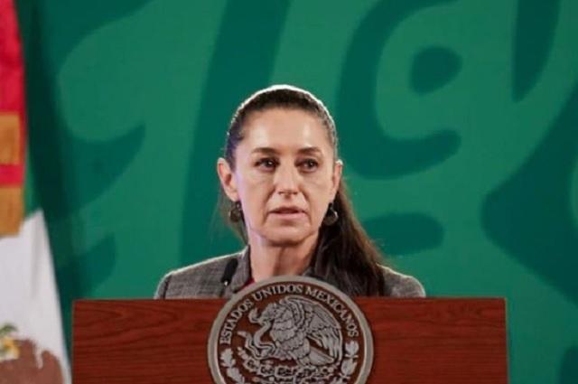 Sheinbaum pide a Fiscalía recibir a madre de YosStop