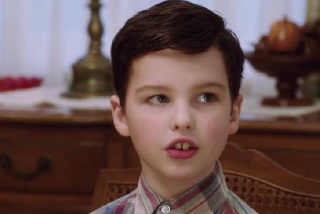 Young Sheldon, la infancia de Sheldon Cooper de The Big Bang Theory