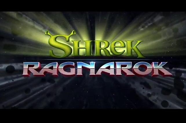 Shrek Ragnarok: La parodia de Thor y Hulk que enloquece YouTube