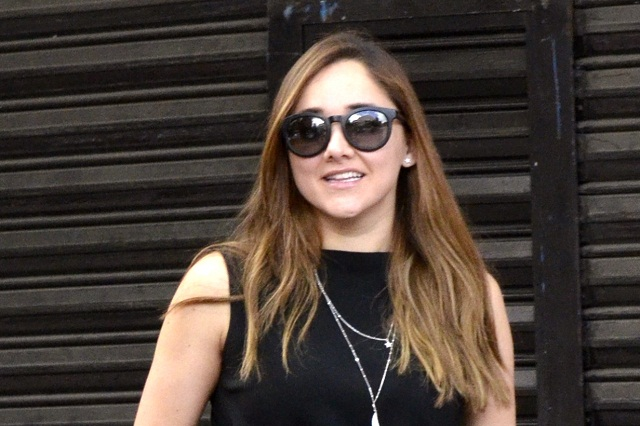 Sherlyn habla de su amistad con Marcelo García Almaguer