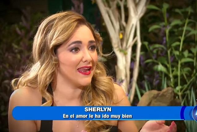 Sherlyn revela la razón por la que rompió con Francisco Zea