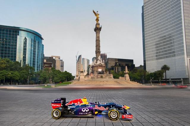Red Bull confirma el Showrun con 'Checo' en calles de CDMX