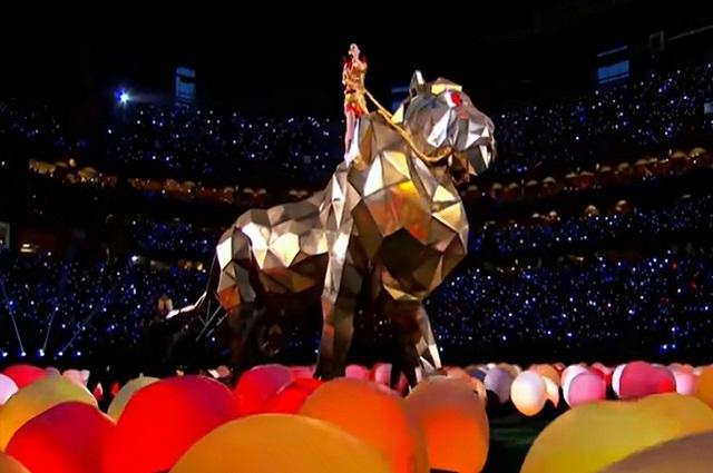 Los 5 shows de medio tiempo más impresionantes del Super Bowl