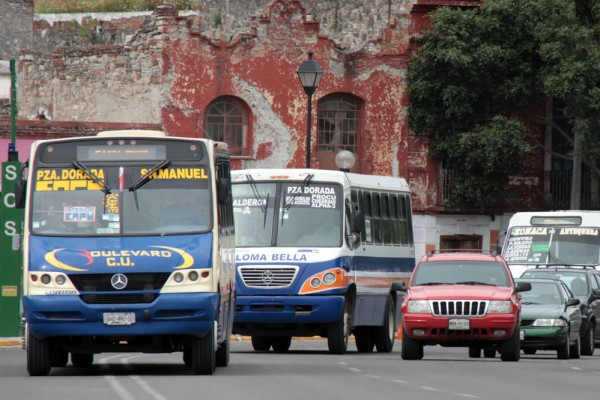 Comerciantes del Centro Histórico abogan por transporte público ligero