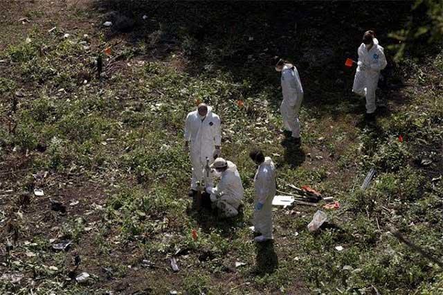 Sicario corrige a la PGR: sólo 26 normalistas fueron quemados en Cocula