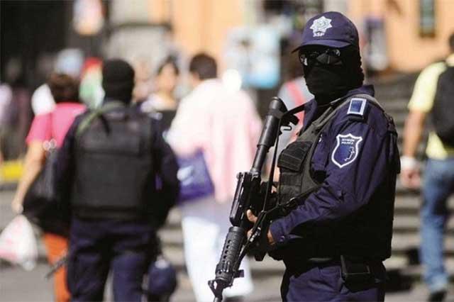 Sicarios que tiraban restos humanos se enfrentan a la policía y mueren 3