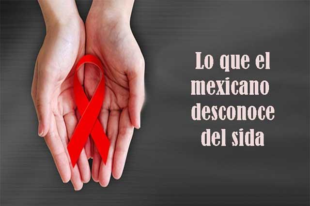 Lo que no se sabe del SIDA en México