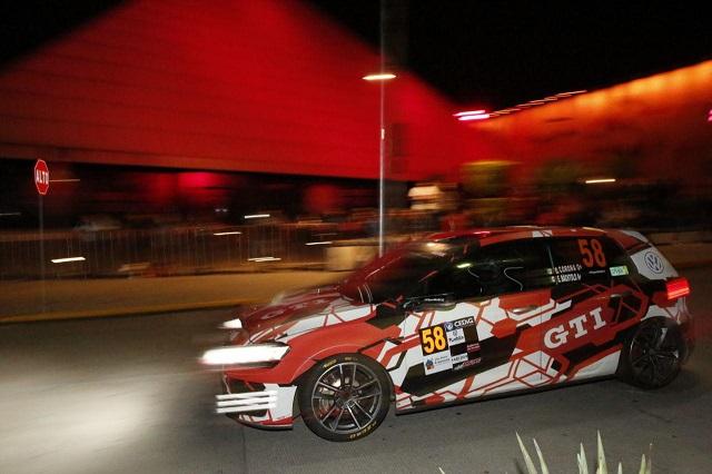 Arrancan las competencias del Rally Sierra Brava
