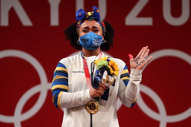 Flores olímpicas en realidad son homenaje a una tragedia