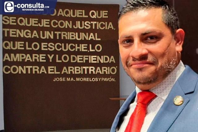 Ya son 7 juicios contra elección del magistrado Fredy Erazo