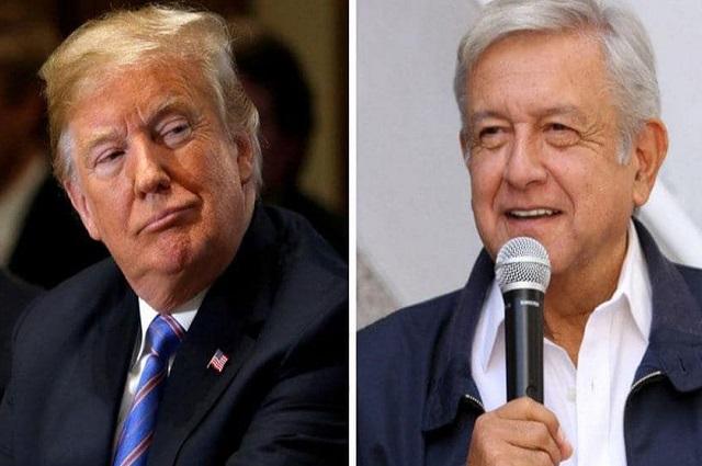 Inútil e inoportuno, un encuentro AMLO-Trump, estiman expertos