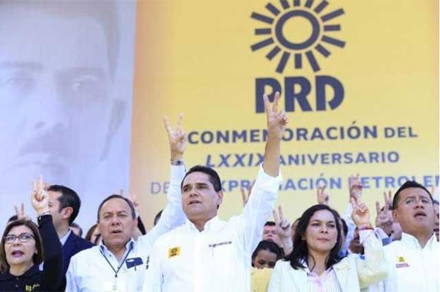 Silvano Aureoles vaticina que el próximo presidente saldrá de Michoacán