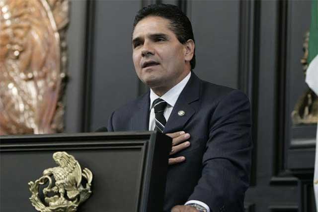Silvano Aureoles anuncia que va por la candidatura presidencial de 2018