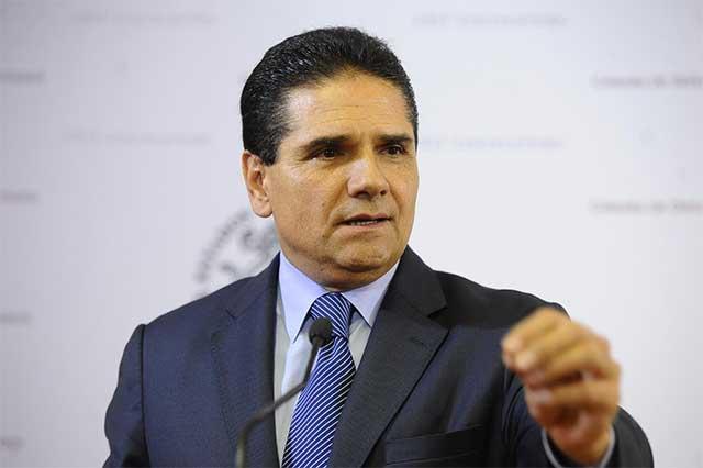 Silvano Aureoles plantea una alianza amplia para 2018